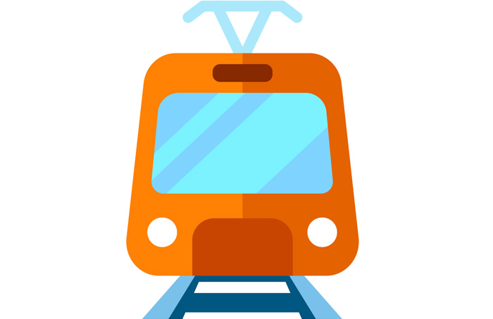 Light rail line to success